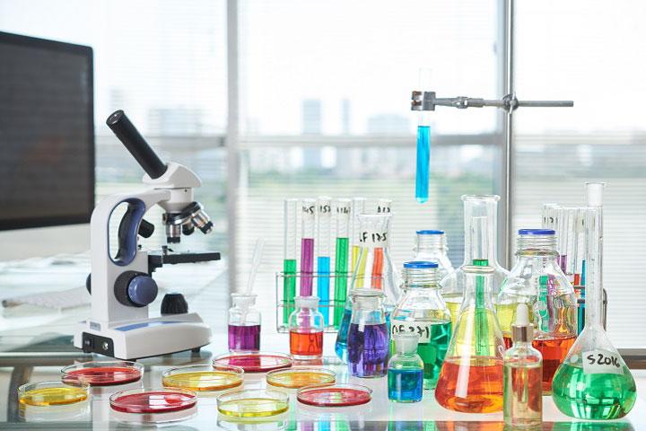 write my lab report